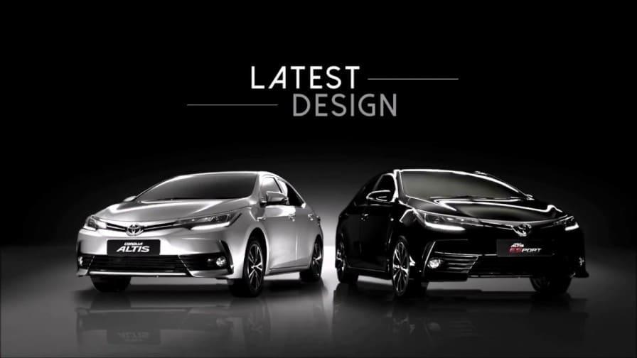 Design dan Fitur Mobil Toyota Terbaru New Corolla Altis 2018