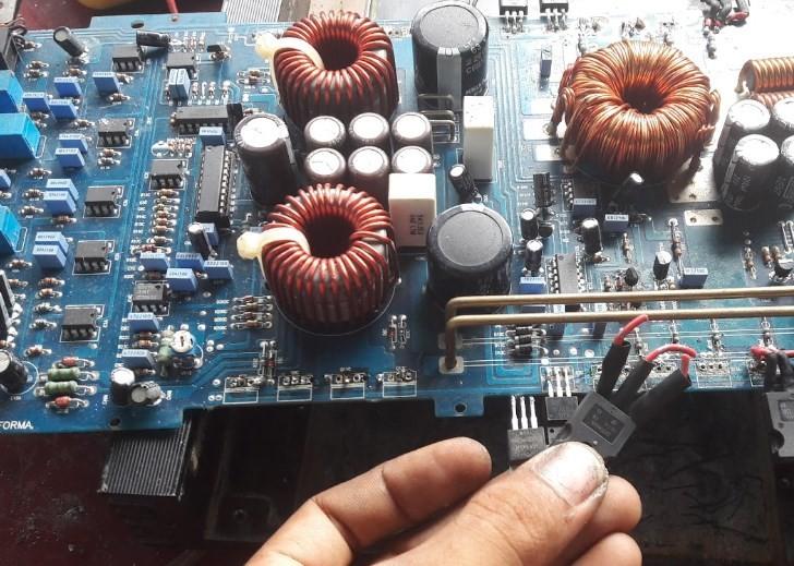 Kiat-kiat Membeli Kit Amplifier Mobil