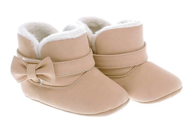 Mengenal Ragam Sepatu Bayi